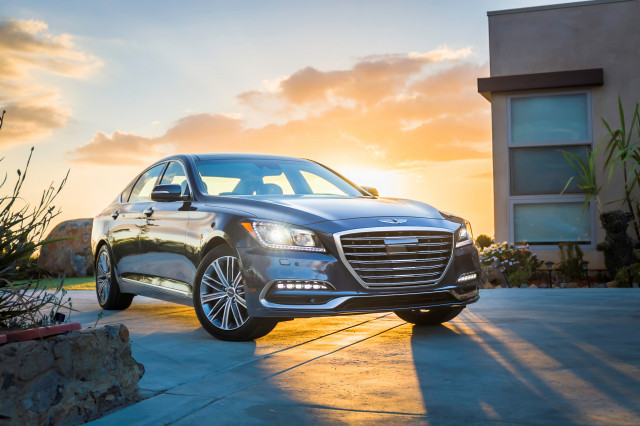 Genesis G80: Best Sedan To Buy 2020