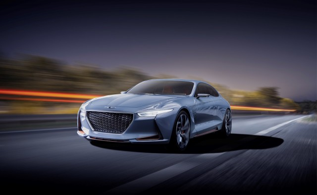 Hyundai S Genesis Luxury Brand To Get Electric Cars As Well Report