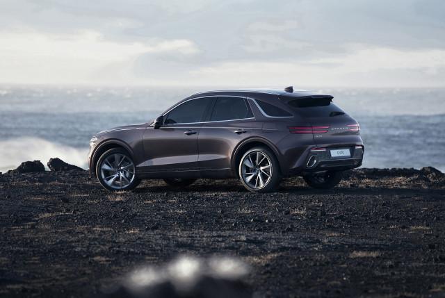 2022 Genesis GV70 price undercuts other luxury crossover SUVs