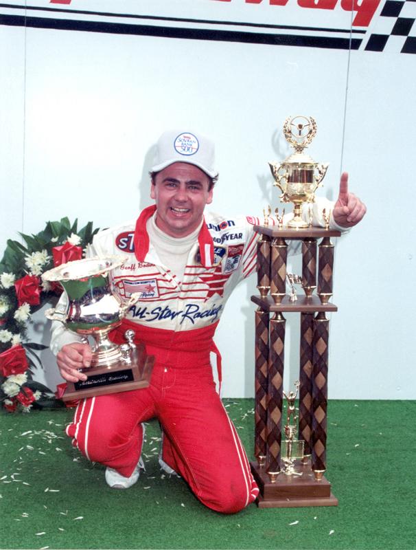 Geoff Bodine won Hendrick Motorsports' first race in 1984 - NASCAR photo