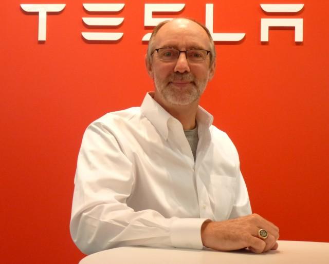 George Blankenship - Tesla Motors