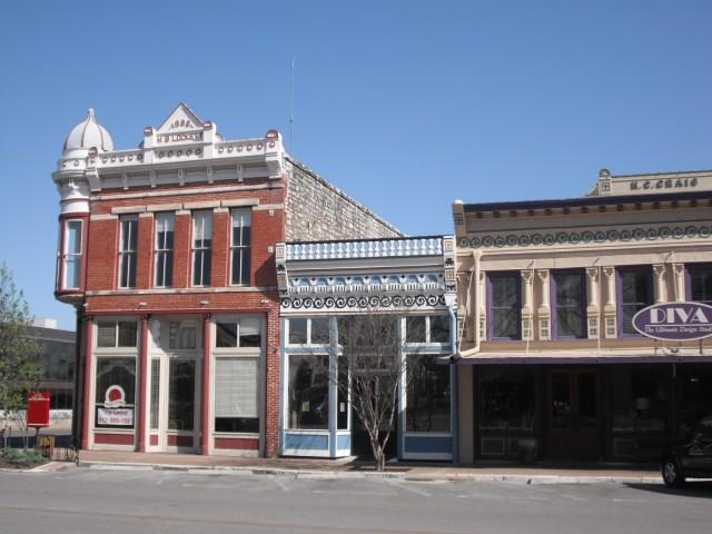 Georgetown, Texas, by Flickr user Matt Turner (Used under CC License)