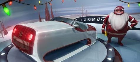 GE's high-tech sleigh