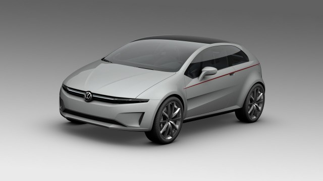 Giugiaro Italdesign Volkswagen Golf and Polo concepts leaked
