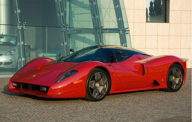 Glickenhaus Ferrari P4/5