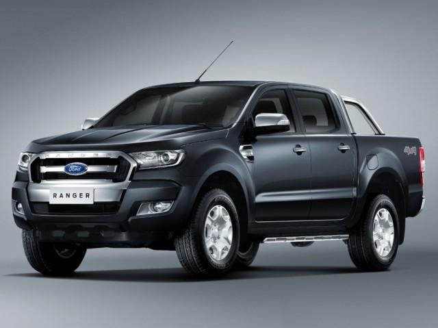 Global market Ford Ranger