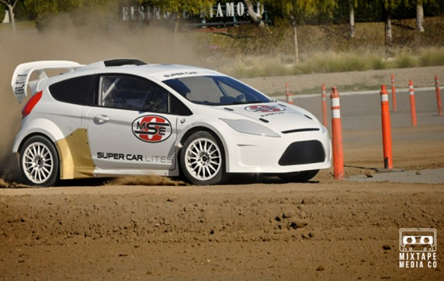 Global RallyCross Championship's new Lites class