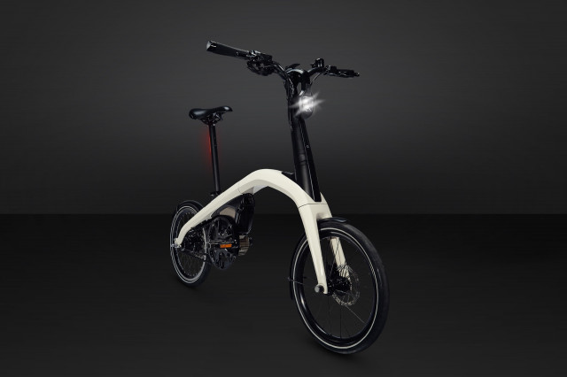 GM folding e-bike