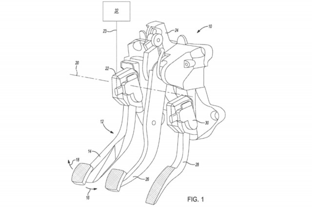 GM patent for clutch-by-wire transmission system