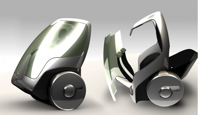 GM-Segway Project P.U.M.A.