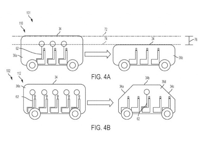 GM to patent shape-shifting car designs