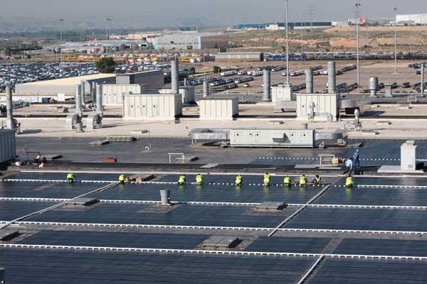 GM Zaragoza Solar