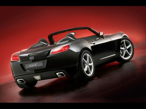 Elegant GMu0027s Kappa Gives Birth To Saturn Sky/Opel GT