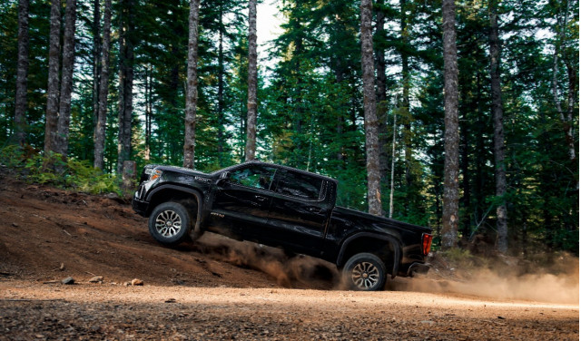 2019 GMC Sierra AT4 receives optional off-road performance package
