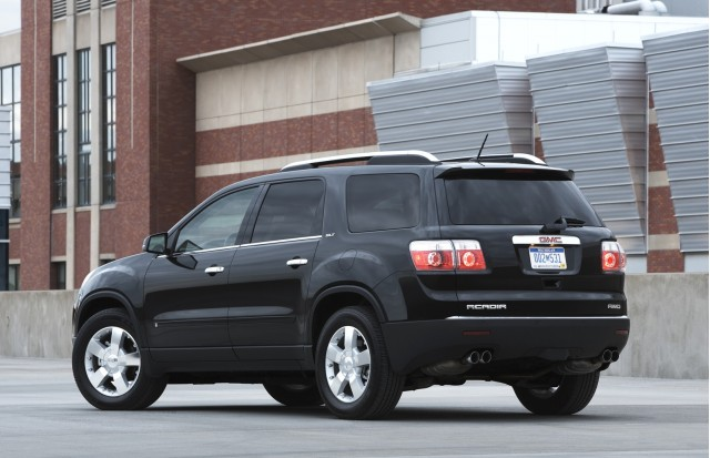 preview 2010 gmc acadia denali. Black Bedroom Furniture Sets. Home Design Ideas