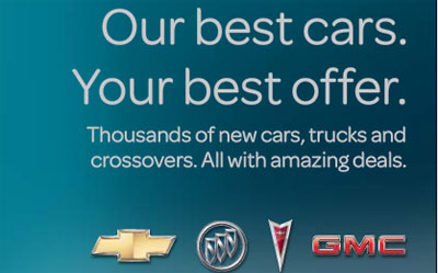 GM's eBay Motors Slogan