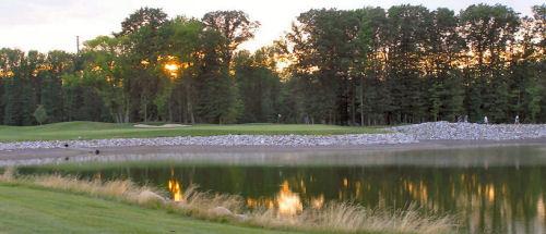 GM's Hyatt Hills Golf Complex