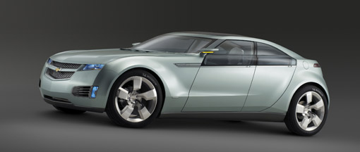 GM's Volt could be on the road by 2010