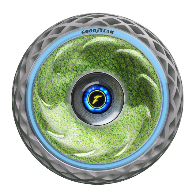Goodyear Oxygene concept tire