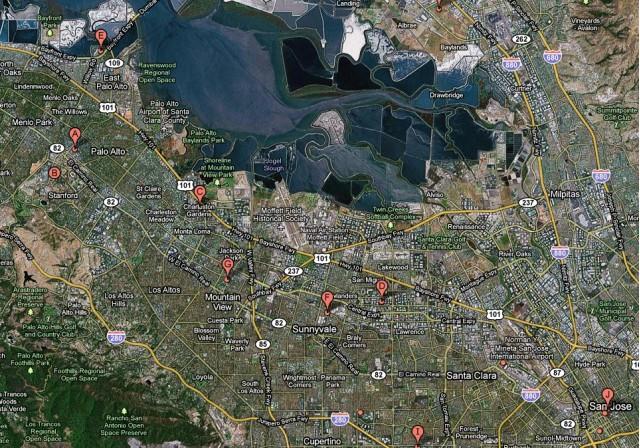 Google Maps Offer Charging Stations Information