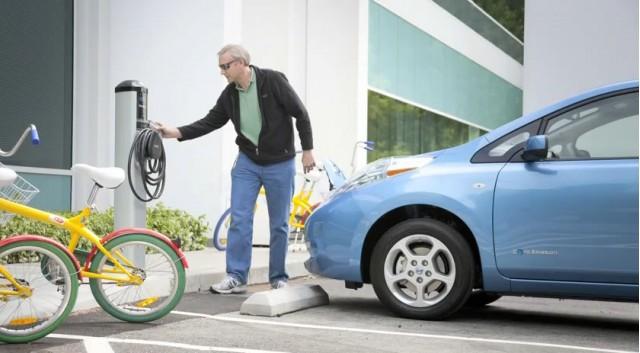 Google's Electric Vehicle Fleet Infrastructure