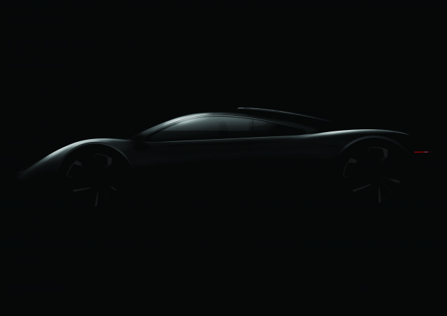 Gordon Murray Automotive's First IGM car