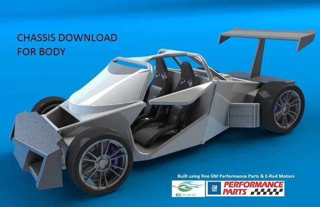 GrabCAD's supercar body design contest