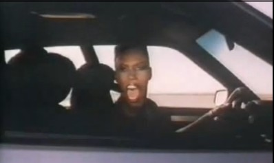 VIDEO: Grace Jones And The Wildest Citroen Ad Of The '80s