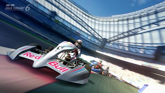 Gran Turismo 6 Red Bull Racing content