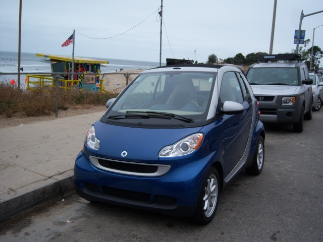 Great Smart Car Road Trip A In Malibu On Pch