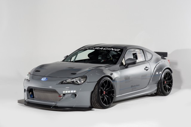 GReddy Performance x Scion Racing Drift FR-S, SEMA 2013
