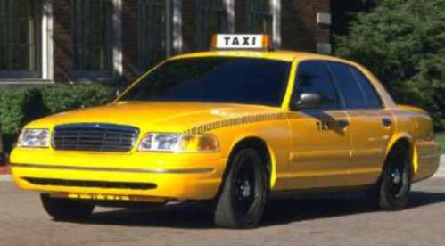 green taxi