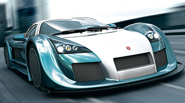 The Gumpert Apollo Speed has been designed primarily for ultra-high speed runs