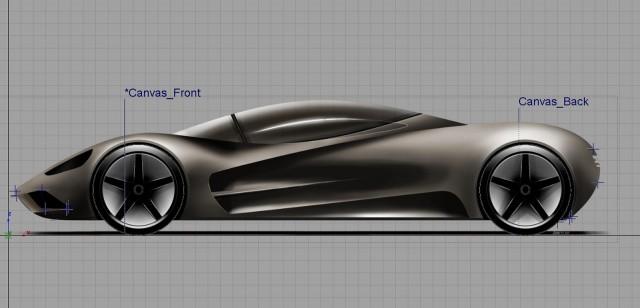 HAL twin-engine supercar