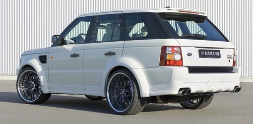 Hamann Range Rover Sport Conqueror