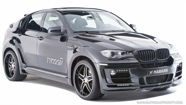 Hamann Tycoon Bmw X6 Widebody Kit