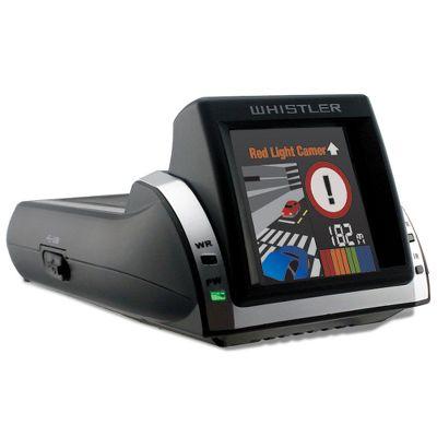 Hammacher Schlemmer Red Light Camera Detector