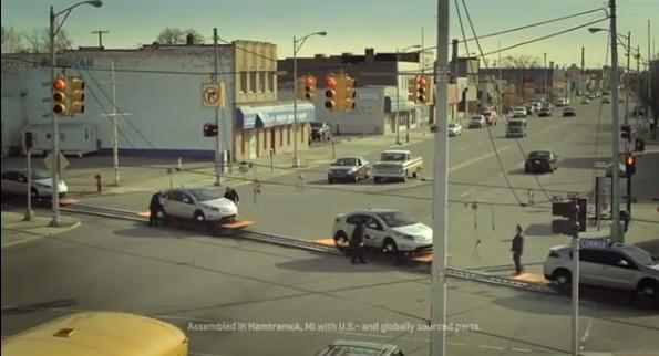 Hamtramck Chevy Volt Ad