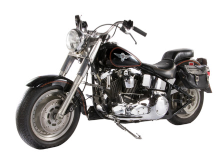 Harley from Terminator 2 heads to auction
