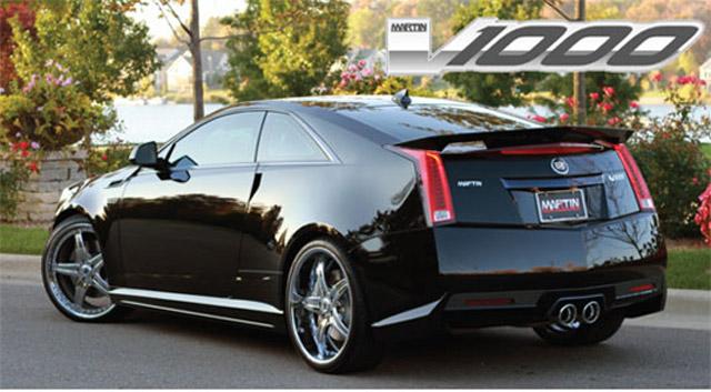 Harold Martin Bringing 1 000 Hp Cadillac Cts V Coupe To Sema
