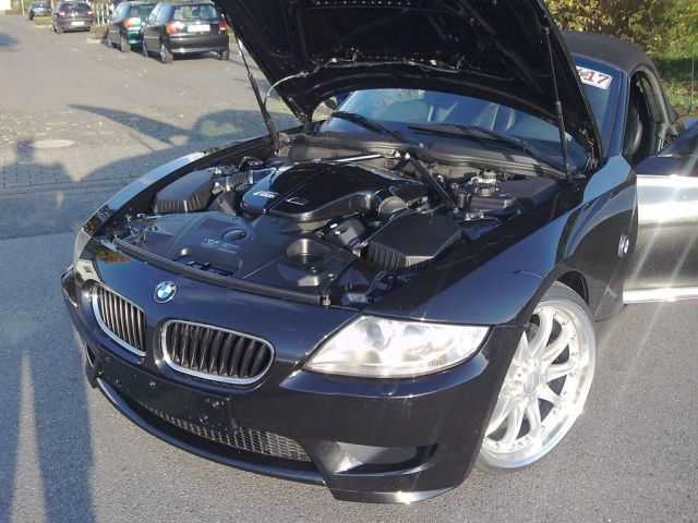 Hartge Bmw Z4 M With M5 V10 Engine For Sale