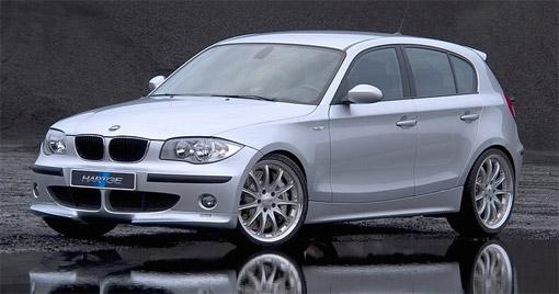 Hartge builds 300+km/h LPG BMW 1-series