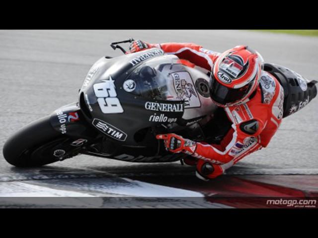 Hayden at Sepang - MotoGP photo