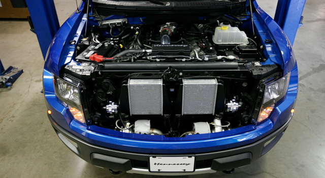 Hennessey Performance Takes The Ford F-150 Raptor To 800 HP With Twin Turbos