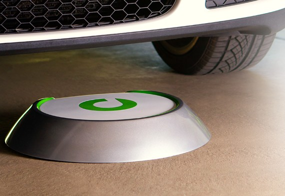 Will Wireless Electric Car Charging Be The Next Big Thing