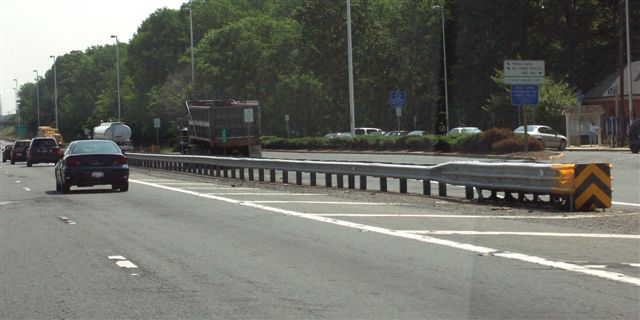 Highway rest stop - AAA Foundation for Traffic Safety