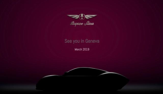 Hispano Suiza revival set for 2019 Geneva auto show