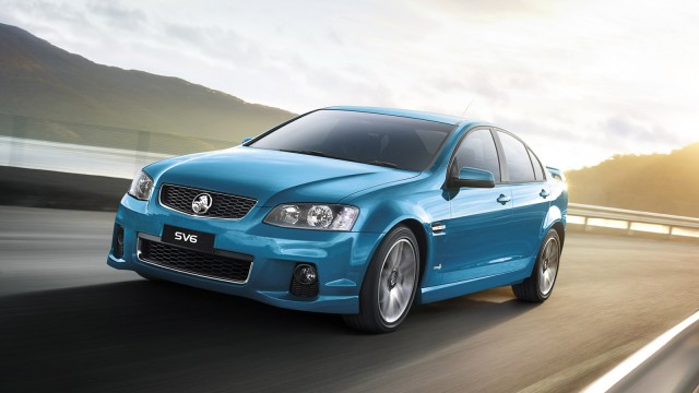Holden Commodore (VE Series II)