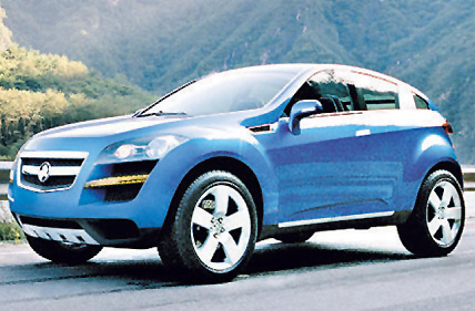 Holden S New Small Suv