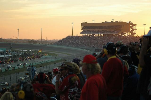 Homestead Miami Speedway, 2006  - image: Jared Smith